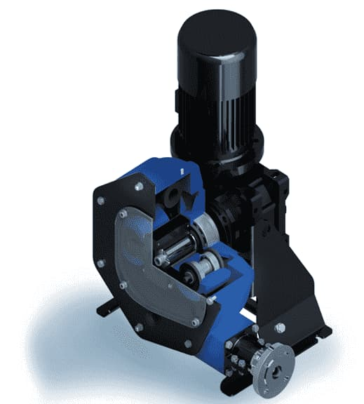 The new hose pump generation by Peribest Pumps